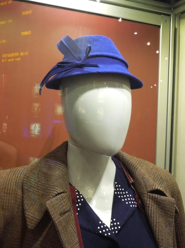 Keira Knightley Imitation Game costume hat