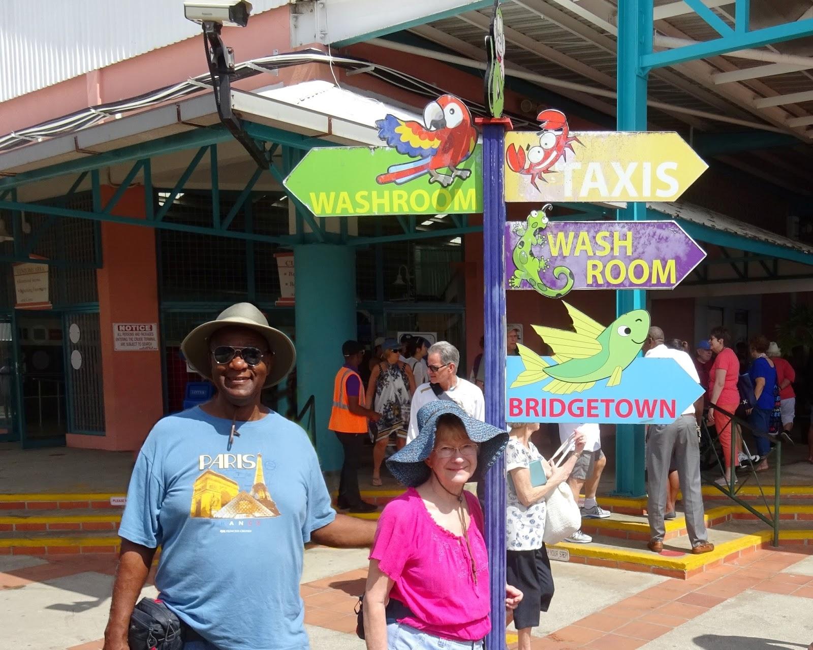 Barbados bridgetown gay