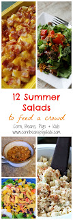 12 Summer Salads to feed a Crowd