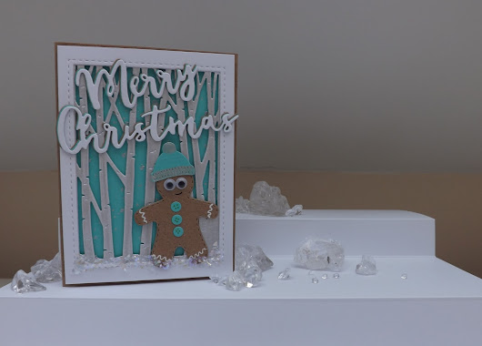 Merry Christmas Gingerbread Man GIVEAWAY :D