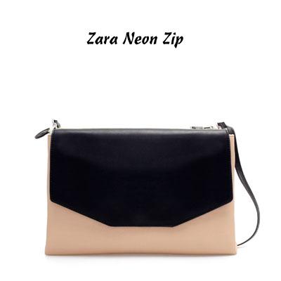 Ini Adalah Produk Dari Zara Asli Yang Dinamakan Dengan Tas Zara Neon