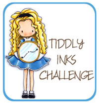 Tiddly Inks Challenge Winner