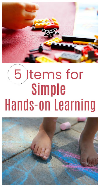 5 Items to Have for Easy Hands-on Learning