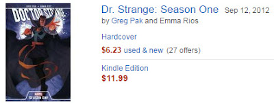 Dr. Strange: Season One