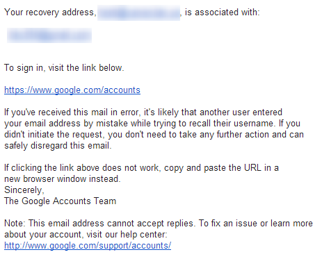 Gmail Account Recovery Ways