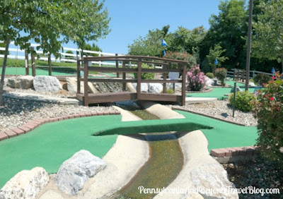 The Meadows Mini Golf in Harrisburg Pennsylvania