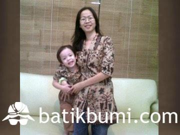jual batik keluarga