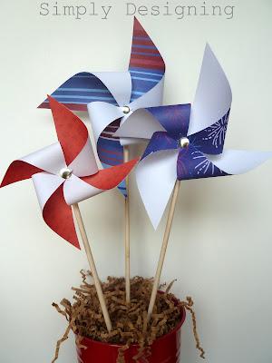 Pinwheel1a Patriotic Pinwheels 9