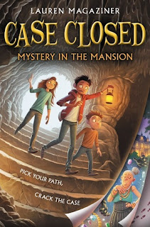Case Closed #1: Mystery in the Mansion cover