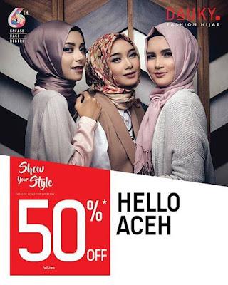 Lowongan Kerja pada eLhijab penempatan Hermes Palace Mall