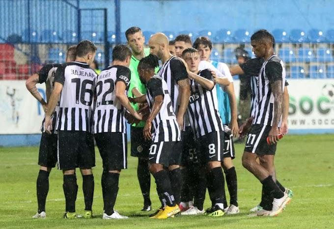 Uprava Partizana povećala premije igračima ako ekipa uđe u LE!