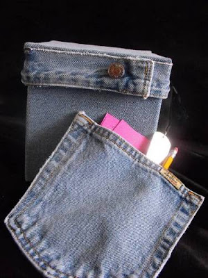 50 Creative and Cool Ways To Reuse Old Denim (50) 37