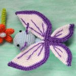 http://www.craftsy.com/pattern/crocheting/toy/butterfly-free-crochet-pattern/206381?rceId=1466108100021~7m5ze11s