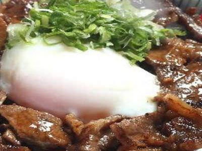 滿燒肉丼食堂菜單
