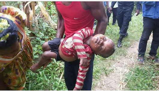 (Pics)3 Year Old Baby Found Dead Inside The Well Due To Her Mothers Negligence