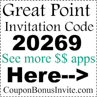 Great Point App Invitation Code 2017, Great Point Reviews, GreatPoint App Referral Code 2017