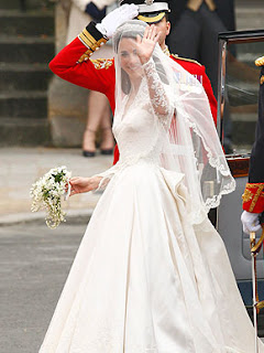 1 Primeiras impressões do Casamento Real