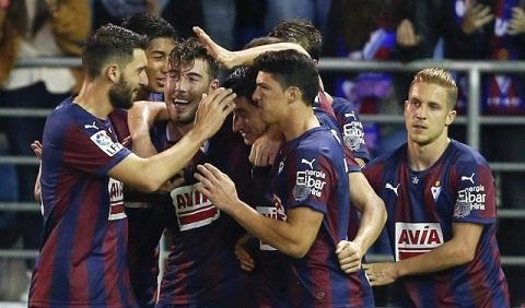 Các cầu thủ đội bóng Barca có thể hoàn toàn tin tưởng một chiến thắng có thể xảy đến với mình