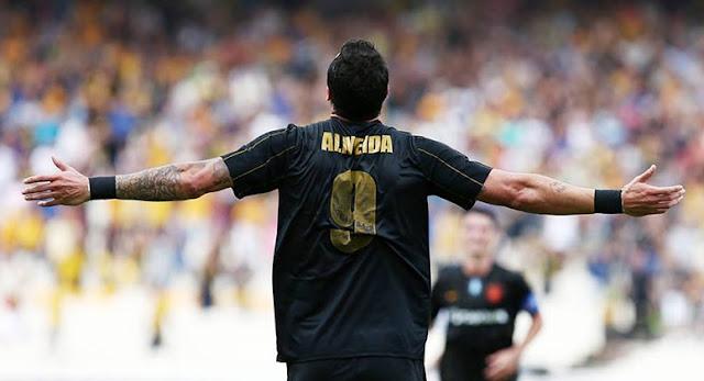 """Ο Ούγκο Αλμέιδα """"σάρωσε"""" τα βραβεία της 3ης αγωνιστικής της super league"""