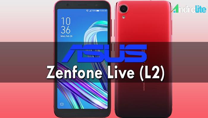 Asus ZenFone Live (L2) Harga, Review, Spesifikasi Detail Indonesia