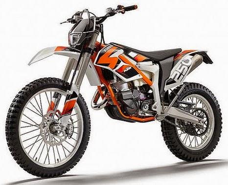 Ini Dia Harga Spesifikasi KTM Freeride 250R Terbaru