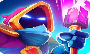تحميل لعبه Super Spell Heroes مهكره وجاهزه - الضرر