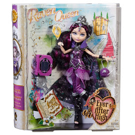 EAH Legacy Day Raven Queen Doll