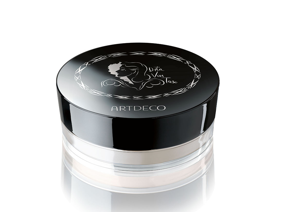 Artdeco Fixing Loose Powder Dita Von Teese
