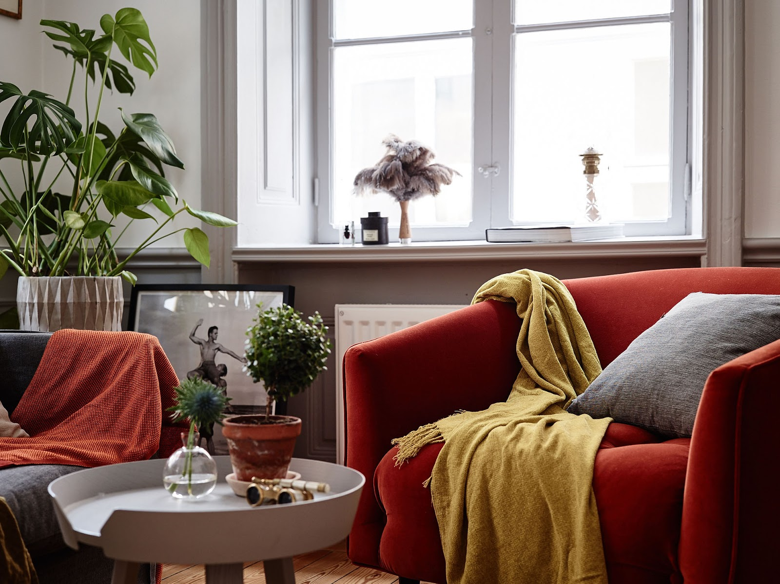 Przygotowanie mieszkania na jesień