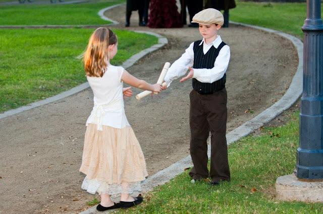 steampunk wedding, galveston, wedding, kempner park