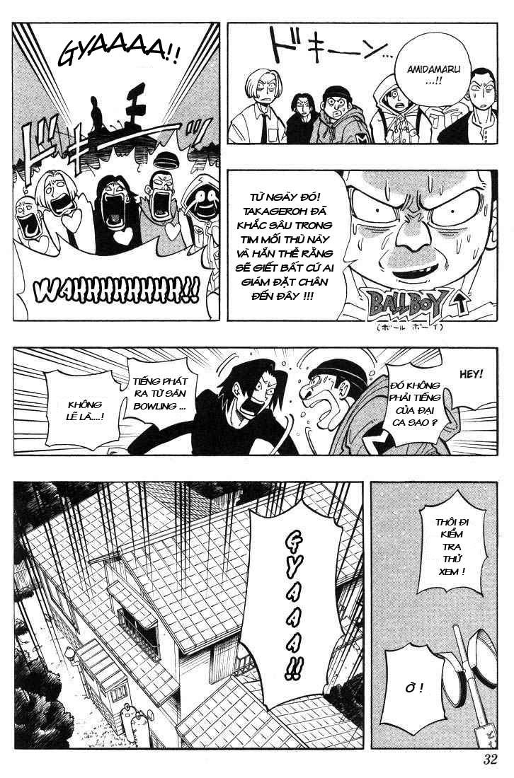 Shaman King [Vua pháp thuật] chap 19 trang 6
