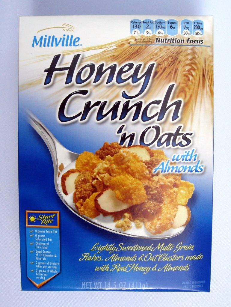 the smart aldi shopper aldi review millville honey crunch n oats