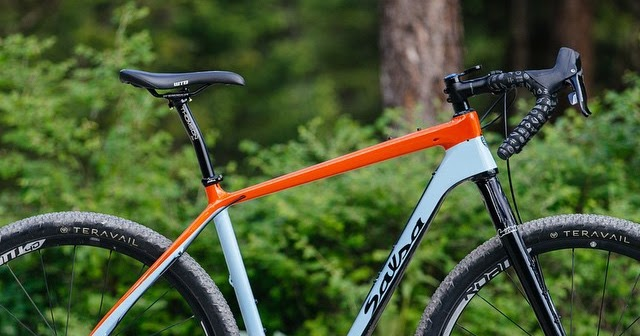 Guitar Ted Productions: Salsa Cycles Cutthroat: A Curious