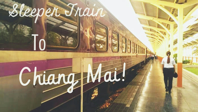 Sleeper Train to Chiang Mai