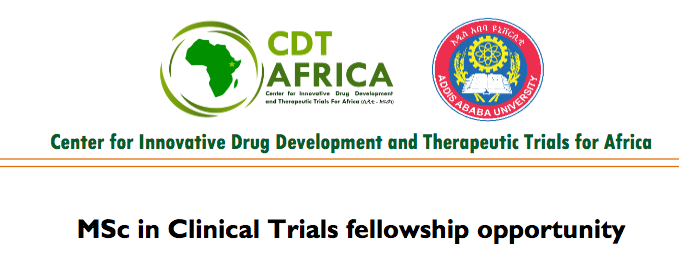 cdt-africa-fellowships-2018 2018 CDT-Africa Clinical Trials fellowship – Addis Ababa, Ethiopia