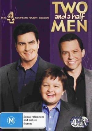 Dois Homens e Meio - 4ª Temporada Torrent 720p / BDRip / Bluray / HD / HDTV Download