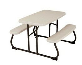 Lifetime Products Picnic table