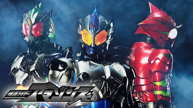 Kamen Rider Amazons Season 2 Sub Indo