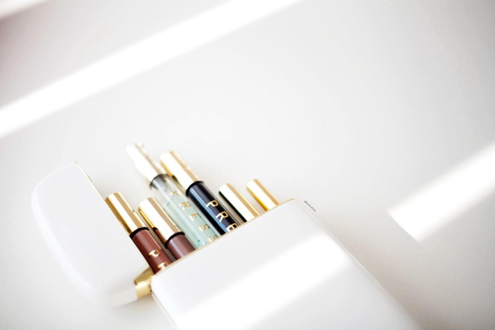 Pressplay Cosmetics Capsule