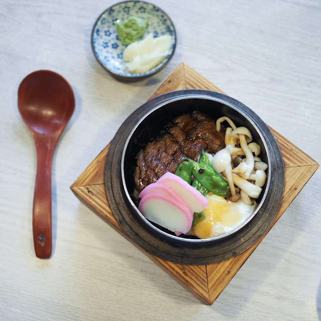 Kagoshima A4 Wagyu Kamameshi review singapore