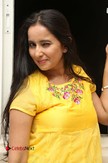 Actress Ishika Singh Pictures in Yellow Dress at Kobbari Matta Teaser Launch  0015