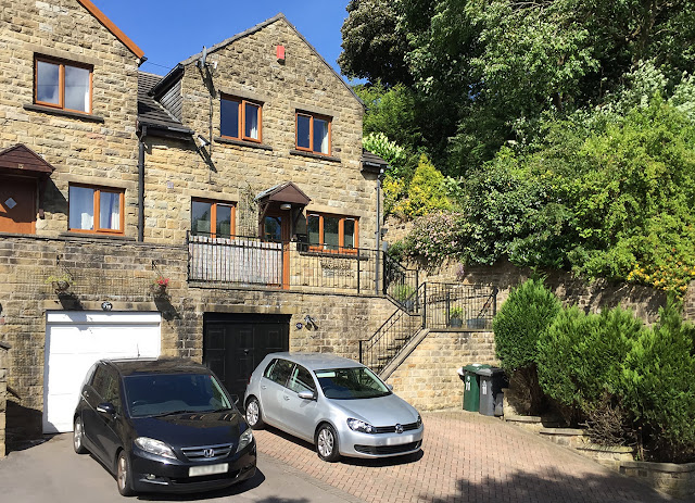 This Is Huddersfield Property - 3 bed semi-detached house for sale Bank Gate, Slaithwaite, Huddersfield HD7