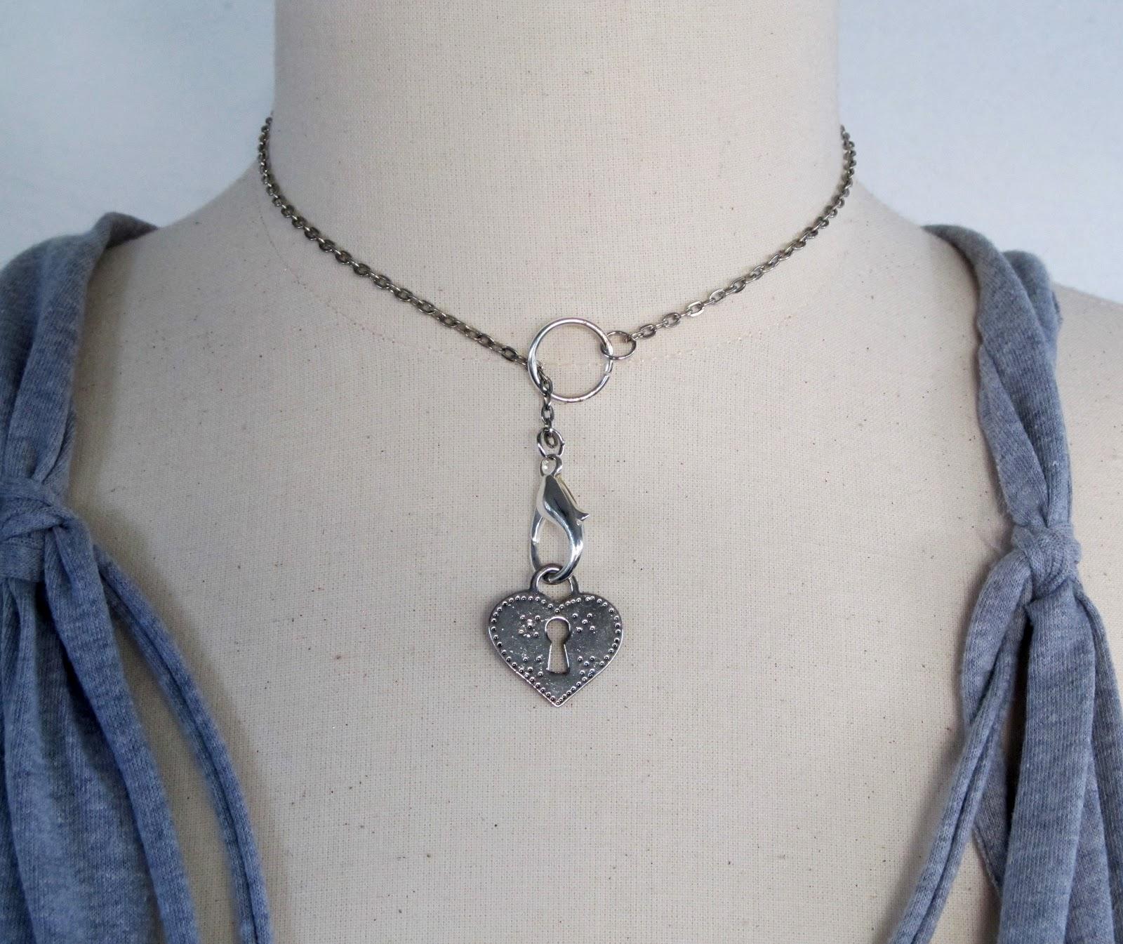 Wobisobi Charm Necklace Diy