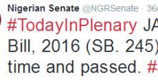 Senate Extends JAMB's UTME Validity Period To 3 Years