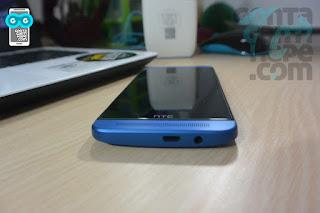 HTC One E8 - bagian bawah