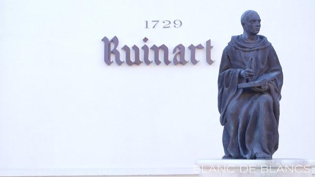 Dom Ruinart - www.blancdeblancs.fi