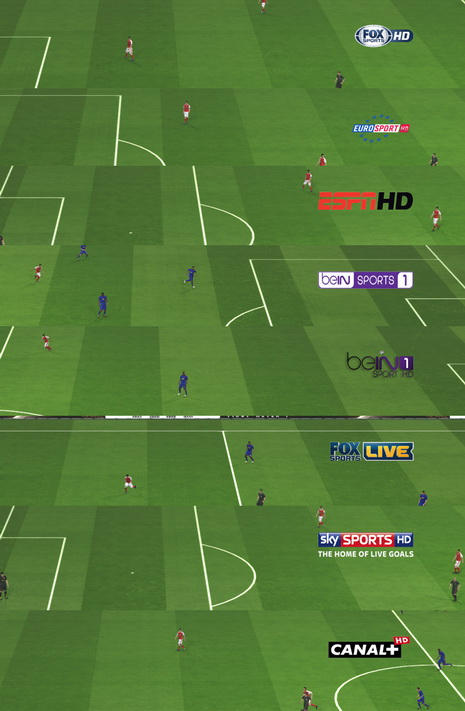 PES 2017 Scoreboards For ML and League (added 8 TV logos) by Huyndat