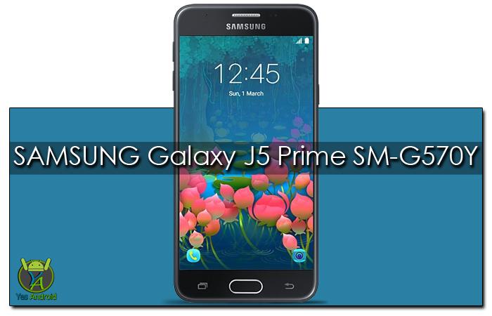 G570YDXU1AQC4 | Samsung Galaxy J5 Prime SM-G570Y