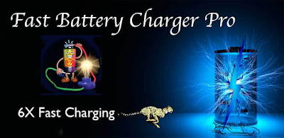 Charge your android phone quickly with Super Fast charging App