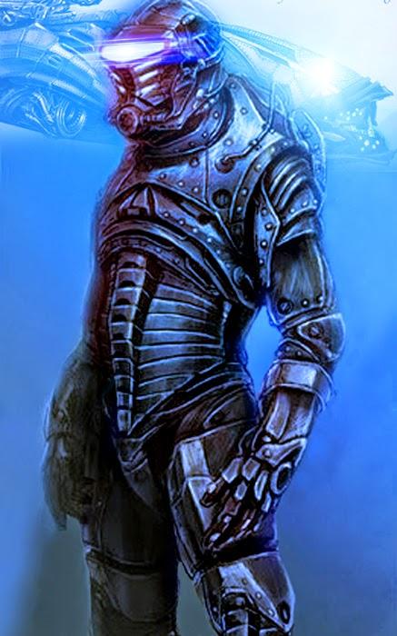 Concept modern pentru Căpitanul Nemo şi Nautilus